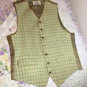Hermès Vintage Vest